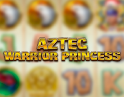 Игральный аппарат Aztec Warrior Princess